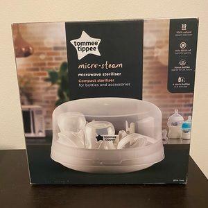 Tommee Tippee Microwave Steriliser (NEW)